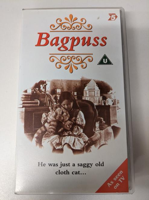 Bagpuss - 1997 - 4 Front VHS - GD