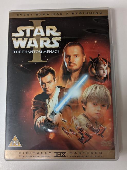 Star Wars Episode I: The Phantom Menace - 1999 - Lucasfilm Ltd - GD