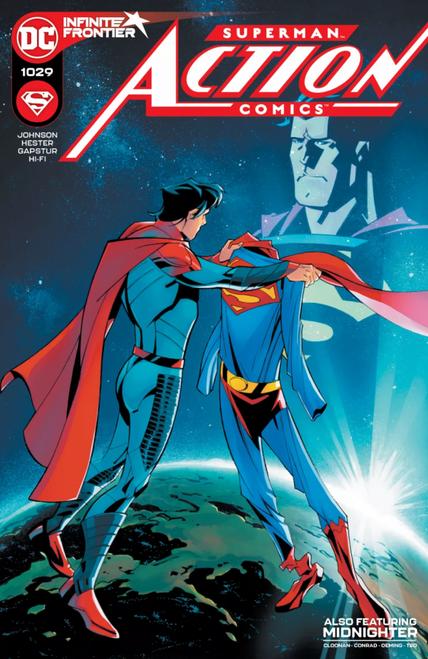 Action Comics #1029 - DC Comic - 23/3/21