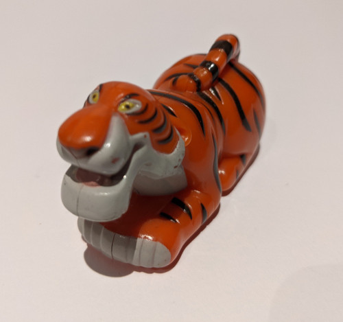 The Jungle Book Shere Khan Wind-Up Figure - 2003 - Disney/Mcdonalds - GD