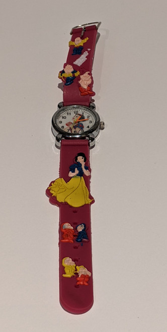 Snow White Plastic Children's Watch - 2001 - Disney - GD