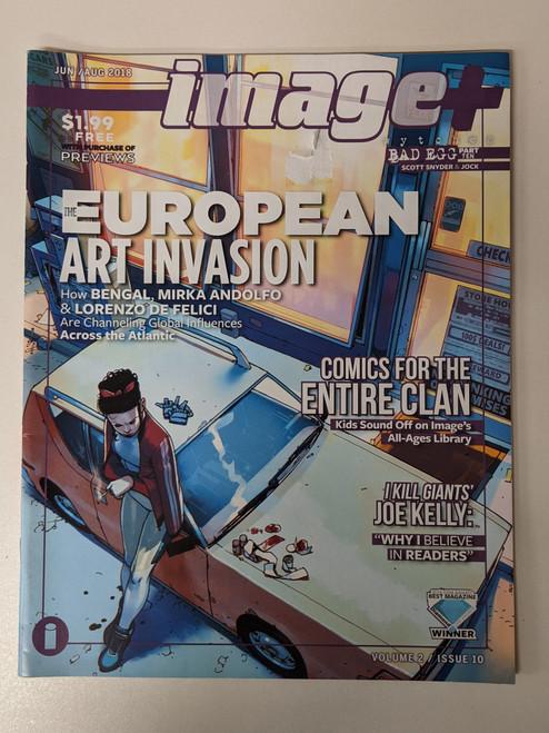 Image Plus Volume 2 #10 - 2018 - Image - VG