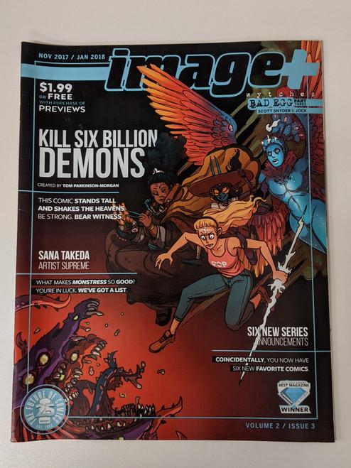 Image Plus Volume 2 #3 - 2017 - Image - VG