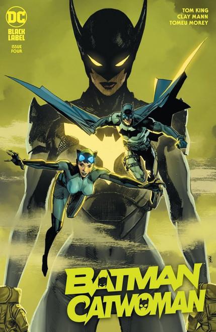 Batman / Catwoman #4 - DC Comic - DC Comic - 16/3/21