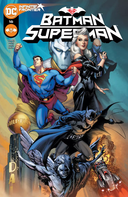 Batman/Superman #16 - DC Comic - 23/3/21