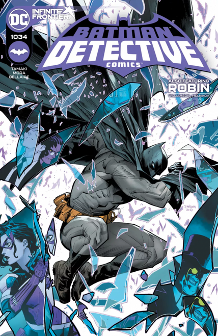 Detective Comics #1034 - DC Comic - 23/3/21