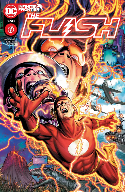 The Flash #768 - DC Comic - 16/3/21