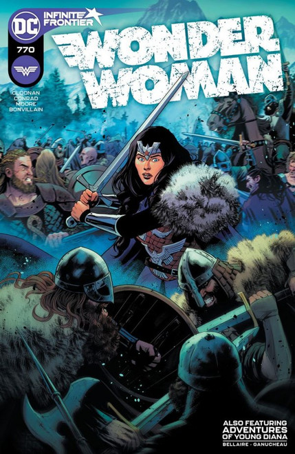 Wonder Woman #770 - DC Comic - 9/3/21