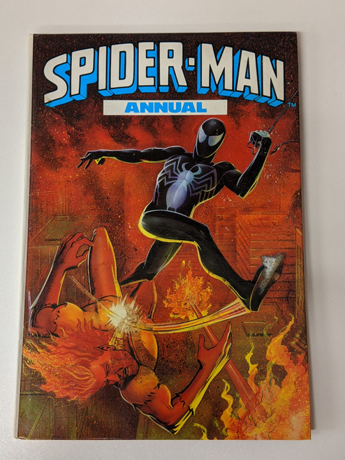 Spiderman Annual - 1986 - Marvel Grandreams - VG