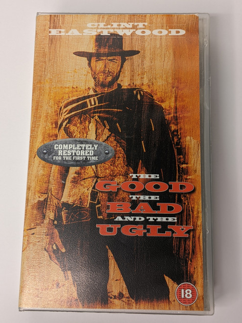 The Good, The Bad And The Ugly - 2000 - MGM - GD