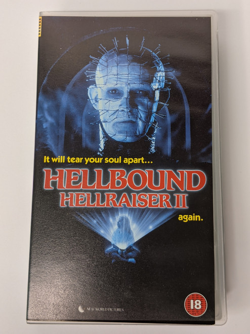 Hellbound: Hellraiser 2 - 2001 - Cinema Club - GD