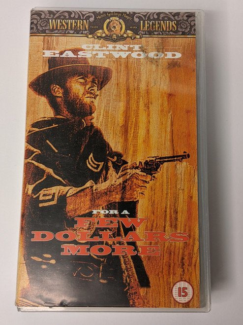 For A Few Dollars More - 2000 - MGM - GD
