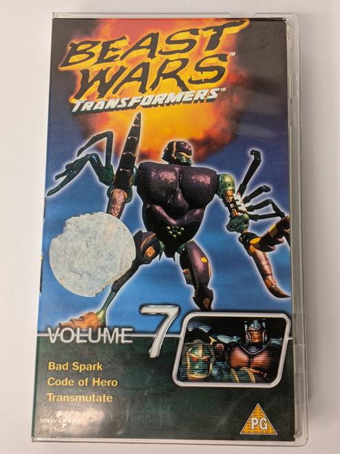 Beast Wars Transformers: Volume 7 - 2001 - Universal - GD