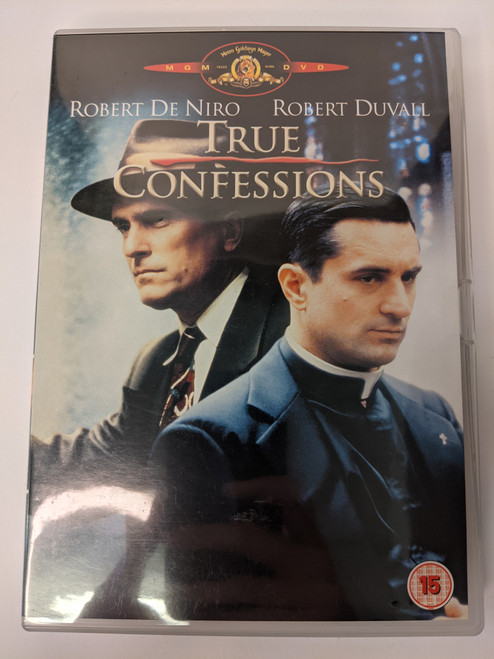 True Confessions - 2003 - 20th Century Fox - GD