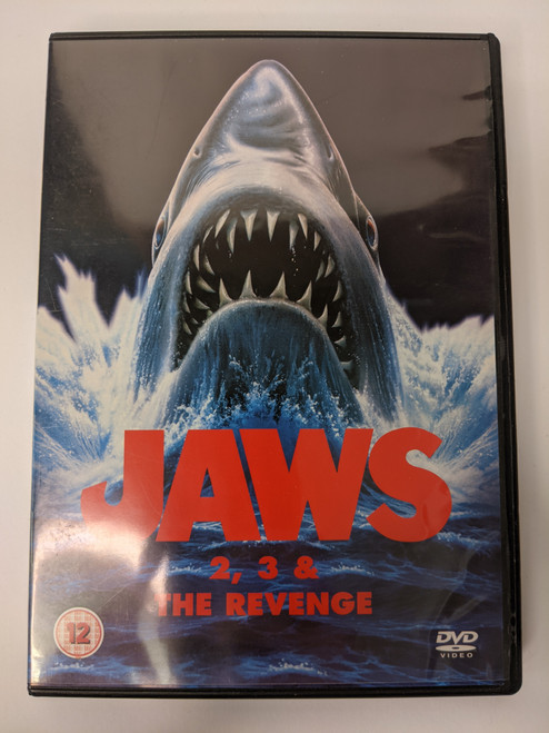 Jaws 2/3/The Revenge - 2009 - Universal - GD