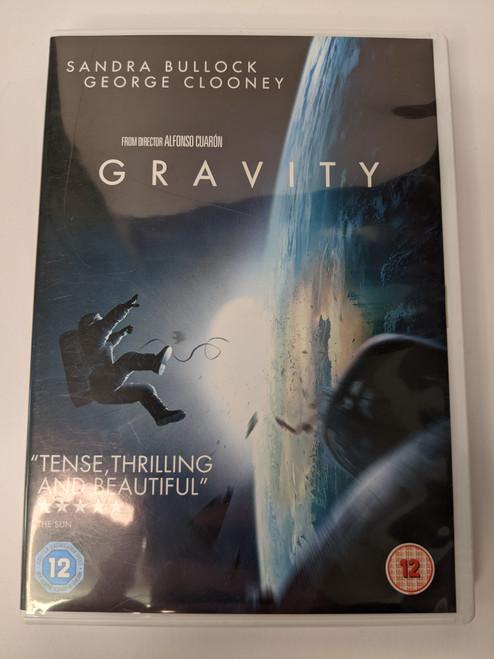 Gravity - 2014 - Warner Home Video - GD