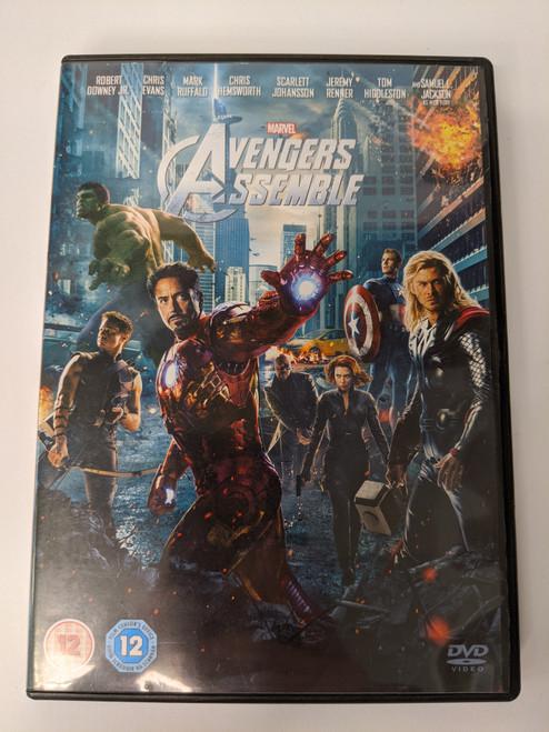 Avengers Assemble - 2012 - Disney/Marvel - GD