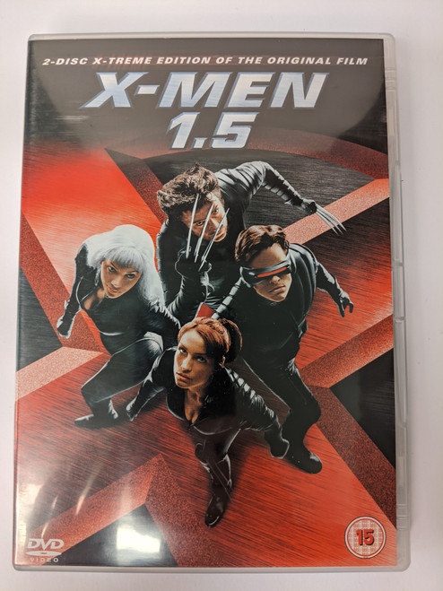 X-Men 1.5 Extreme Edition - 2003 - 20th Century Fox - GD