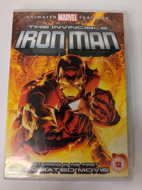 The Invincible Iron Man - 2007 - Lionsgate/Marvel Studios - GD