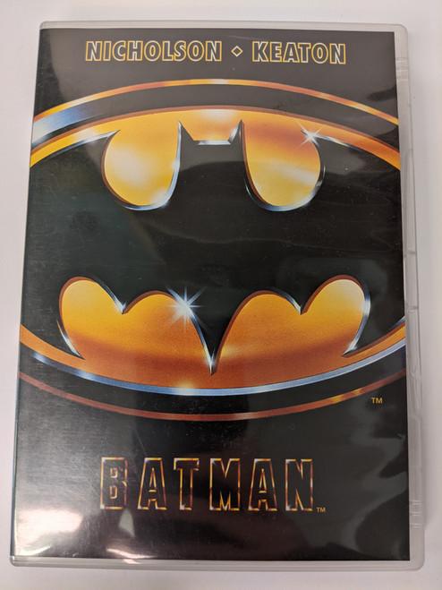 Batman (1989) - 2019 - Warner Home Video - GD