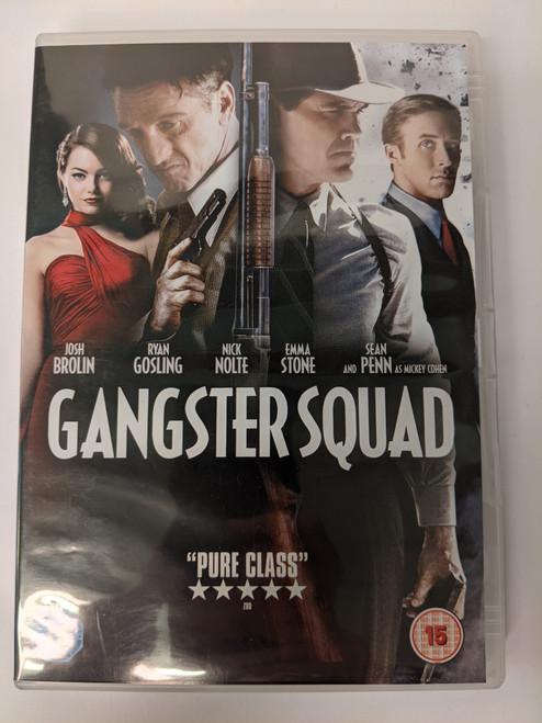 Gangster Squad - 2013 - Warner Home Video - GD