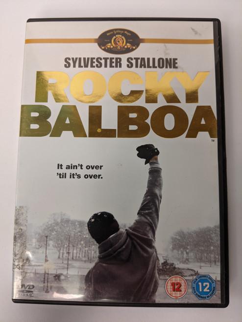Rocky Balboa - 2007 - Warner Home Video - GD