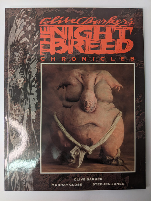 Clive Barker's Nightbreed Chronicles - 1990 - Titan Books Ltd - VG
