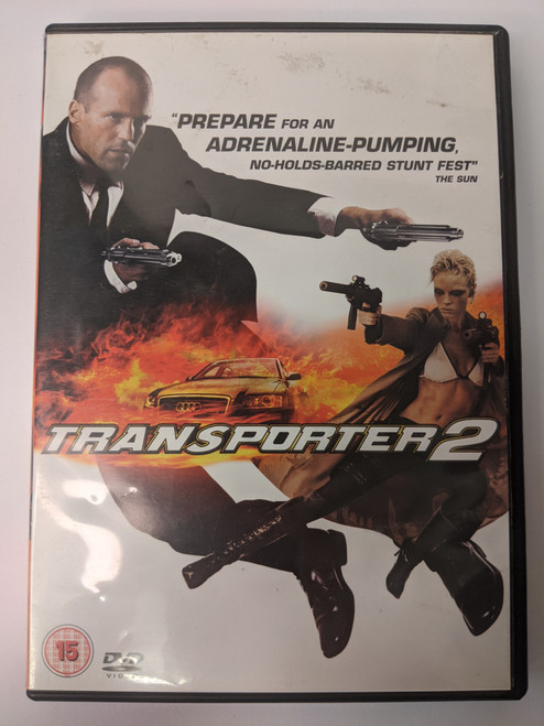 Transporter 2 - 2006 - 20th Century Fox - GD