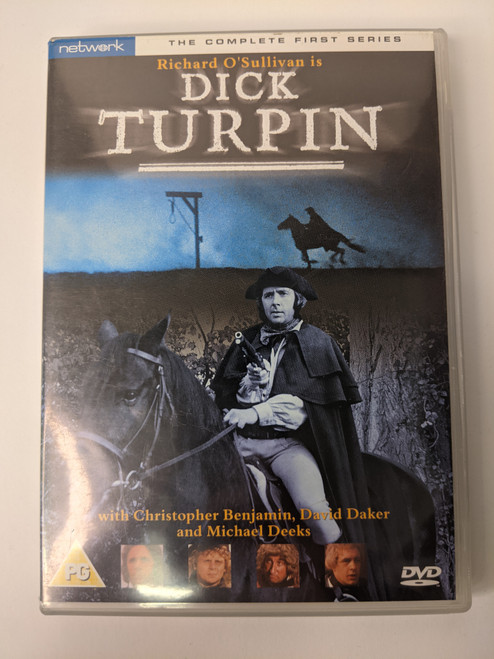 Dick Turpin: The Complete First Series - 2008 - Network - GD