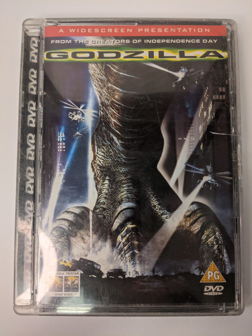 Godzilla: Widescreen Edition - 2010 - UCA Catalogue - GD