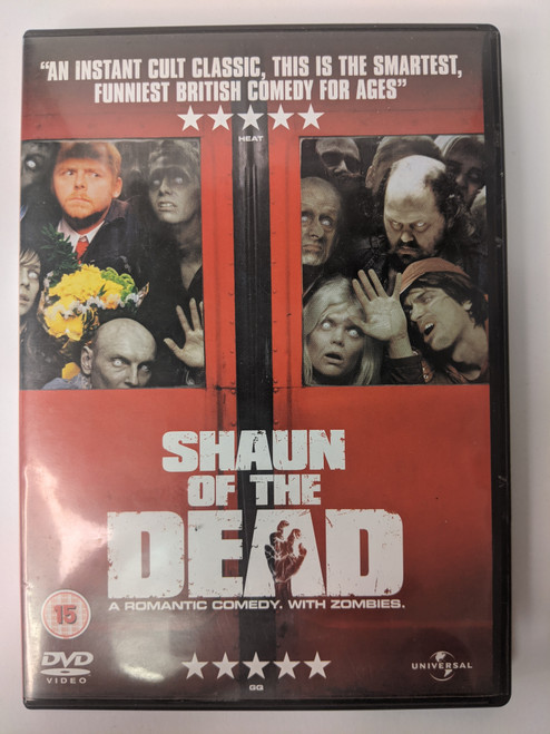 Shaun Of The Dead - 2004 - Universal - GD