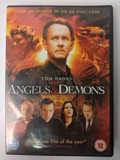 Angels and Demons - 2009 - Columbia Pictures - GD