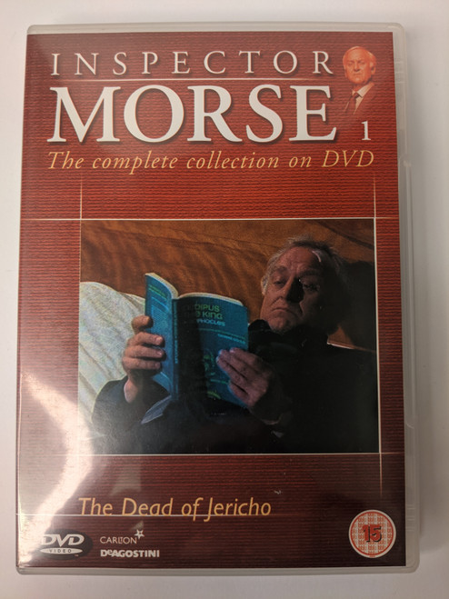 Inspector Morse: The Dead Of Jericho - 2007 - ITV - GD
