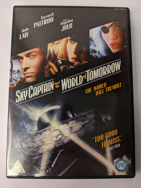 Sky Captain & The World Of Tomorrow - 2005 - Paramount - GD