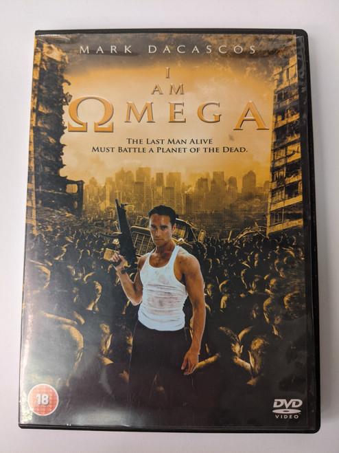 I Am Omega - 2008 - Lighthouse DVD Distribution - GD