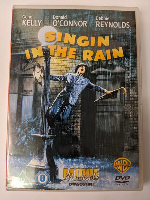 Singin' In The Rain - 2012 - Warner Home Video - GD