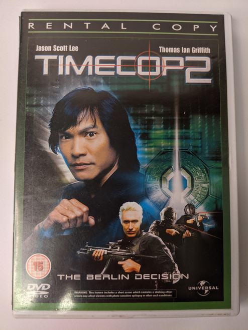 Timecop 2 - 2009 - Universal Pictures - GD