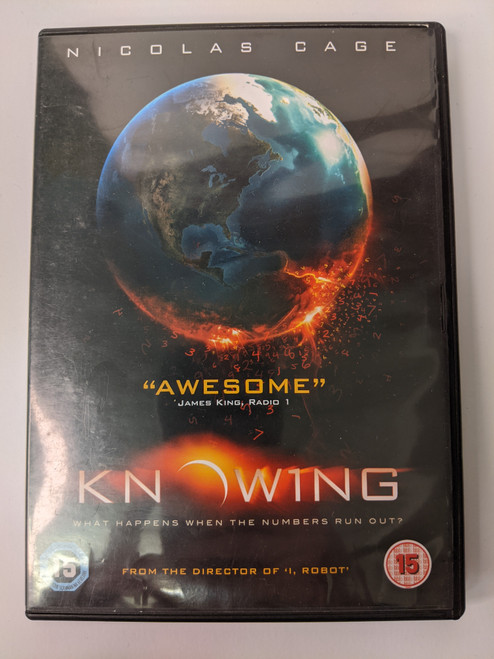 Knowing - 2009 - Universal Pictures UK - GD