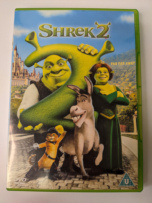 Shrek 2 - 2004 - Dreamworks Animation - GD