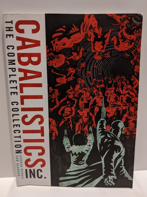 The Complete Cabalistics Inc. - 2019 - Rebellion Paperback - VG