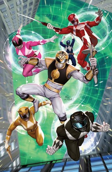 Mighty Morphin #6 - Boom! Comic - 14/04/21