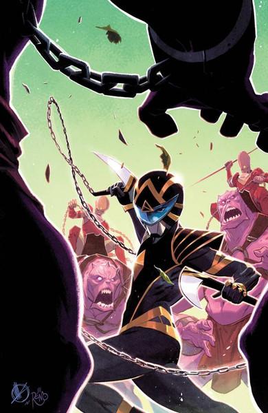 Power Rangers #7 - Boom! Comic - 19/05/21