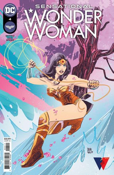 Sensational Wonder Woman #4 - 01/06/21 - DC Comic