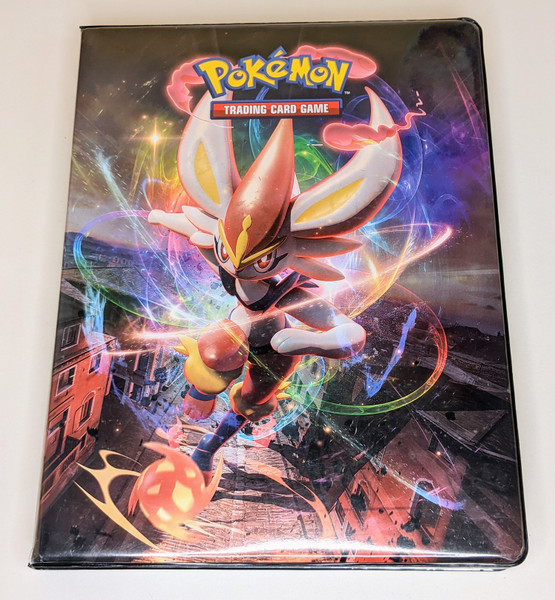 Pokemon Trading Card Game Sword & Shield: Rebel Clash Set Full Collection & Folder - 2020 - The Pokemon Company