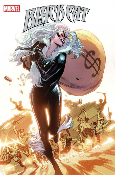 Black Cat #7 - Marvel Comic - 02/06/21