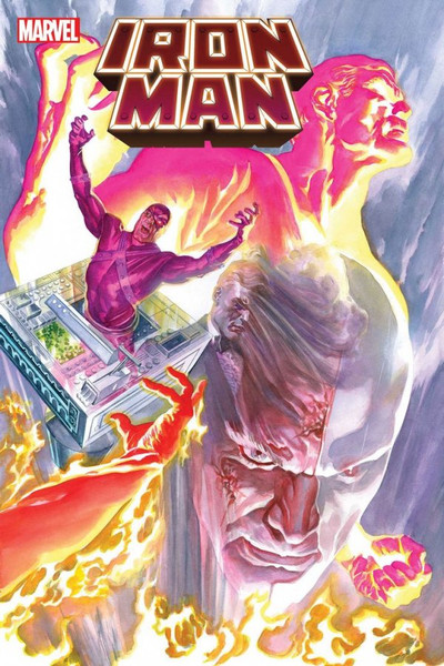Iron Man #9 - Marvel Comic - 09/06/21