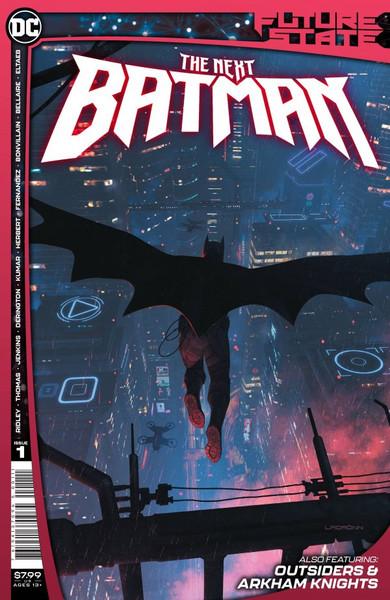 Future State: The Next Batman #1 - 2021 - DC Comic