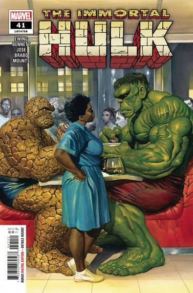 The Immortal Hulk #41 - 2020 - Marvel Comic