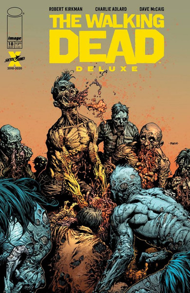 The Walking Dead Deluxe #18 - 07/07/21 - Skybound Comic