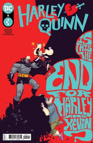 Harley Quinn #5 - 27/07/21 - DC Comic